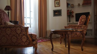 Photo for T appealing apartment 2 / 4p ETOILE ELYSEES PALACE CONGRESS renovated, very good bedding