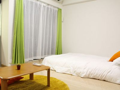 Photo for 1BR Apartment Vacation Rental in Osaka,