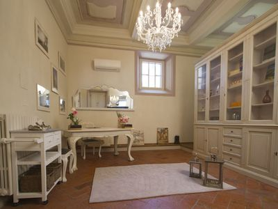 Photo for Lovely room for 2 guests with WIFI, A/C, TV and panoramic view