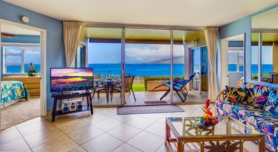 Photo for Oceanfront! Air Conditioned! Amazing Views! Ground Floor! 3 Bedroom 2 Bath
