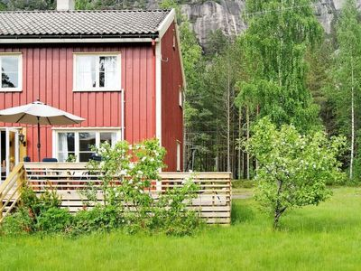 Photo for Vacation home Eikhom in Lillesand - 8 persons, 3 bedrooms