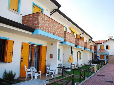 Photo for Apartment 123 m from the center of Rosolina Mare with Parking, Internet, Air conditioning, Pool (116541)