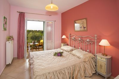MASTER AIR CONDITIONED BEDROOM