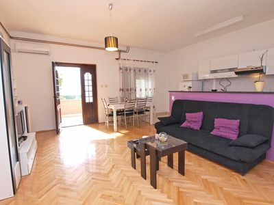 Photo for Holiday apartment Rovinj for 4 - 5 persons with 2 bedrooms - Holiday apartment