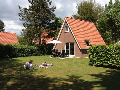 Photo for Detached and comfortable house, located on a holiday in forest and wetland area