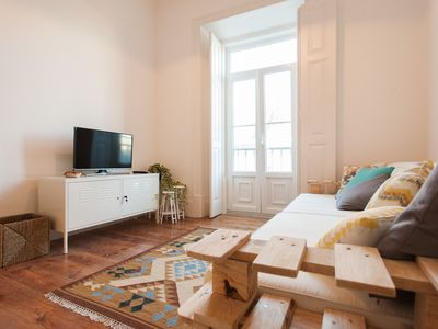 Photo for Bohemian apartment in Bairro Alto by Cozzy Homes