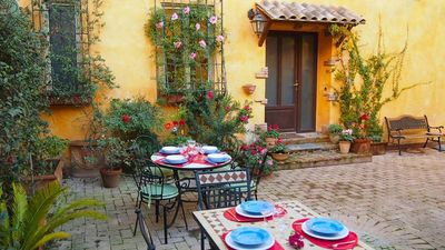 Photo for Holiday apartment Rome for 4 persons with 2 bedrooms - Holiday apartment