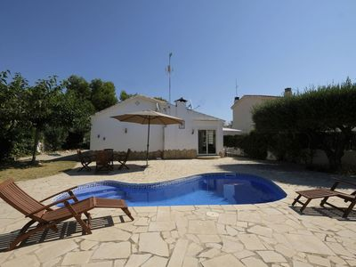 Photo for Wonderful private villa for 7 people with private pool, TV and parking