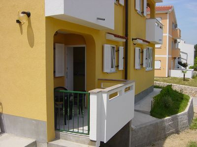Photo for 1BR Apartment Vacation Rental in Baška