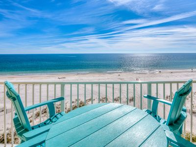 Photo for Clearwater 6C ~ Coastal Decor ~ Beach Front ~ Bender Vacation Rentals