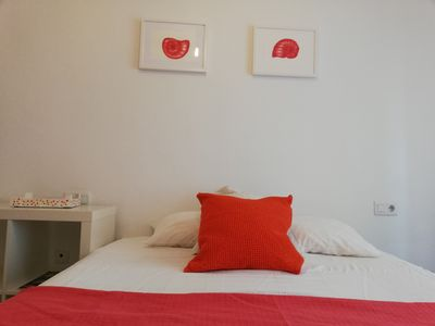 Photo for Ideal Families, sea views and tranquility one step away from the beach in Málaga