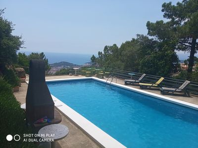 Photo for STILL AVAILABLE 5.7.-18.7.2020 RUSTIC PARADISE WITH IMPRESSION SEEVIEW