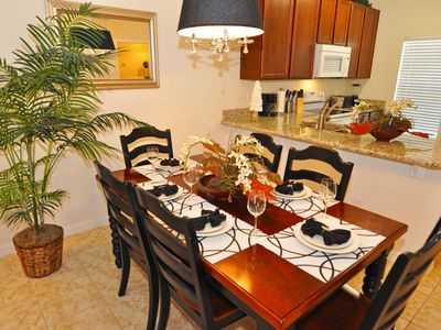 Photo for Disney On Budget - Bella Vida Resort - Beautiful Relaxing 3 Beds 3 Baths Townhome - 7 Miles To Disney