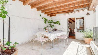 Photo for Stylish Townhouse central Pollensa, plunge pool