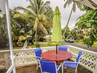 Photo for ~Sunkissed~ cottage is 3 bedrooms, 3.5 bathrooms pet friendly beach cottage located mid island on Fort Myers Beach that comfortably sleeps 7 guests.