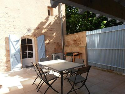 Photo for Gite Gaillac, 2 bedrooms, 4 persons