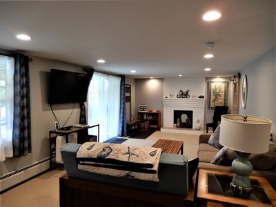 Photo for Private suite in a quiet suburban neighborhood, close to everything