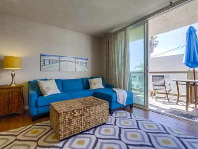 Photo for 25% OFF JUL, 10% AUG - Bright and Sunny Condo, Steps to Sand, Shops & Dining!