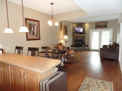 Photo for 2 Bedroom 2 Bath Luxury Condo