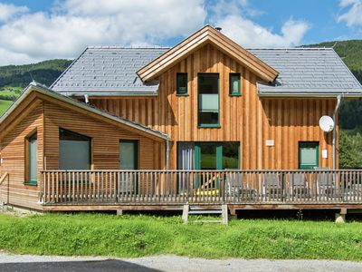 Photo for Modern Wooden Chalet in Sankt Georgen ob Murau with Sauna