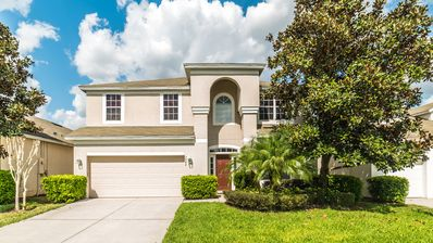Photo for Book Now For Specials, Private Pool/Spa, Game Room, Free Resort Amenities, FREE WIFI, Disney Nearby!