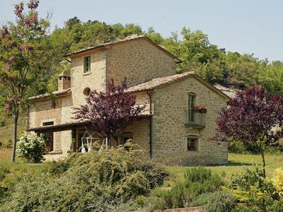Photo for CHARMING VILLA near Montone with Pool & Wifi. **Up to $-858 USD off - limited time** We respond 24/7