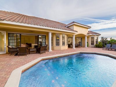 Photo for Grand Jewel | Luxurious 4 Bedroom Pool Home - Amazing Location!