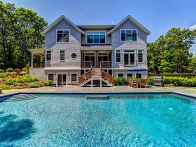 Photo for Southampton/Watermill Traditional 5 Bedroom