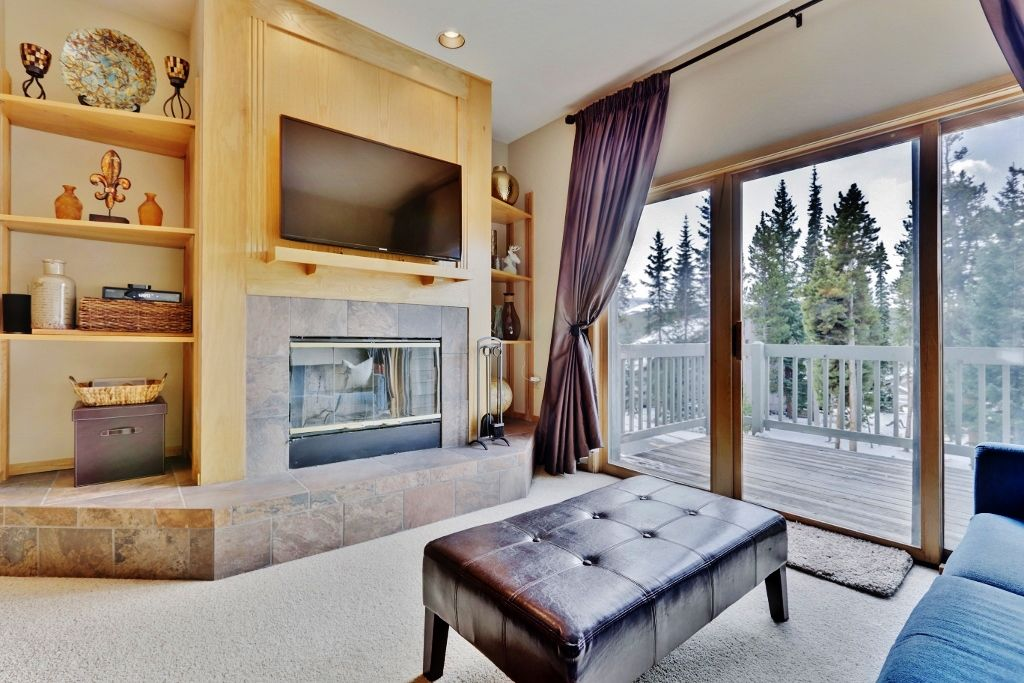 Property Image#4 Glorious 4BR Breckenridge Townhome W/Wifi, Large Private  Patio U0026