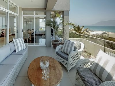 Photo for Stylish, family-friendly home w/ a private pool & furnished terrace - near beach
