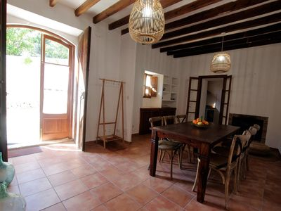 Photo for Pretty house in Selva with garden. Cheap price monthly stays!