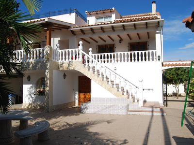 Photo for Nice house with big, private pool up to 12 persons Promo 28/07-04/08/2018 1400€