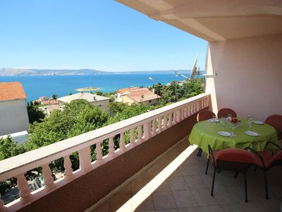 Photo for Apartments IVONA 5 (63065-A1) - Novi Vinodolski (Crikvenica)