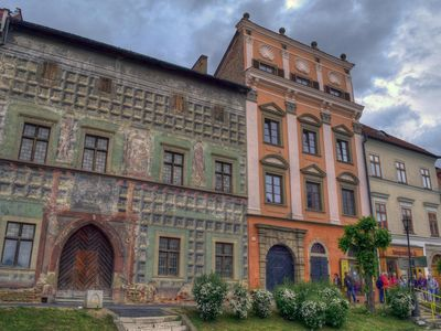 Photo for Spillenberg House, in the heritage gem of Levoca.  Whole property rental.