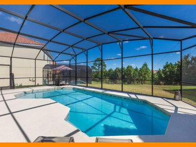 Photo for Aviana Resort 2 - Stylish villa with private pool in Davenport near Disney