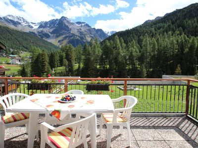 Photo for Sulden Holiday Apartment Haus Rita in Sulden Vinschgau South Tyrol (BZ Italy)