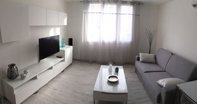 Photo for Marseille stadium velodrome: nice quiet apartment 2 steps from the stadium, metro, fair