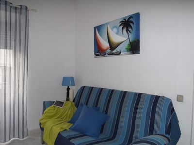 Photo for Apartment 10 meters from the beach !!!