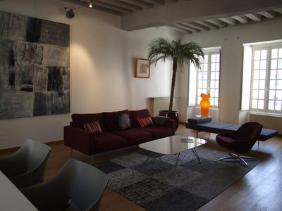 Photo for 2BR Apartment Vacation Rental in Nantes, Pays De La Loire