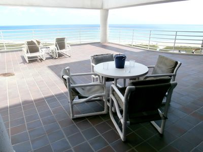 Photo for Spectacular Sunset and Beach Views from your Balconies!