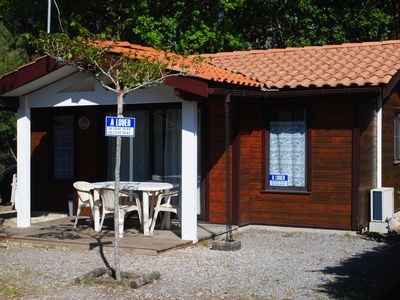 Photo for Chalets Camping Bimbo Biscarrosse 4 *