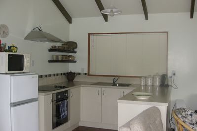 New fully-equipped kitchen