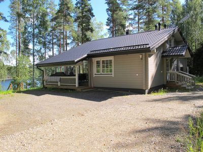 Photo for Vacation home Hiltunen (FIJ046) in Tuusniemi - 2 persons, 2 bedrooms