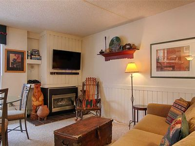 Photo for Stunning Breckenridge Views, Downtown & Ski-In/Out Condo, Hot Tub, Garage Parking!