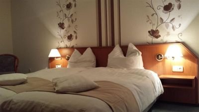 Photo for Double Room - Hotel garni Engel Altenau