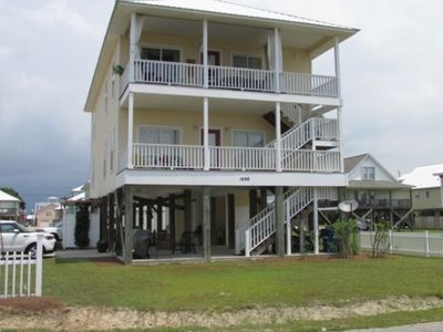 Photo for WineDown in Gulf Shores! 4 BR 3 Bath home perfect for relaxing family getaway