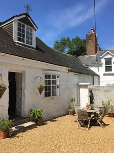 Photo for Bodriggy Barn Holiday Cottage near St Ives