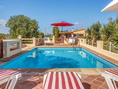 Photo for With pool and lounge area - Finca Can Jan
