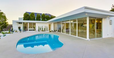 Photo for Bel-Air Mid Century - 3 bedrooms, panoramic views, free form pool