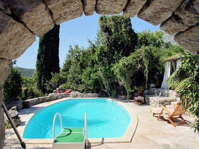 Photo for Vacation home Podcempres  in Ploce, Dalmatia - 6 persons, 2 bedrooms
